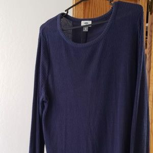 Blue Sweater- Old Navy -XL